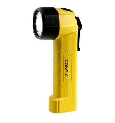 Преносим взривобезопасен LED фенер тип HL 12 EX с батерии